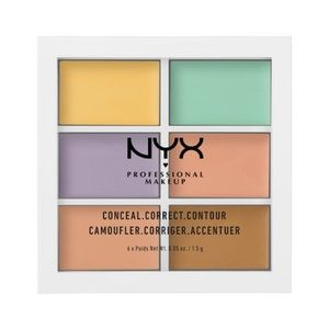 NEW NYX COLOR CORRECTING PALETTE